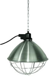 Kerbl 22729 Infrarot-Wärmestrahler 5 m, 35 cm Reflector - 1