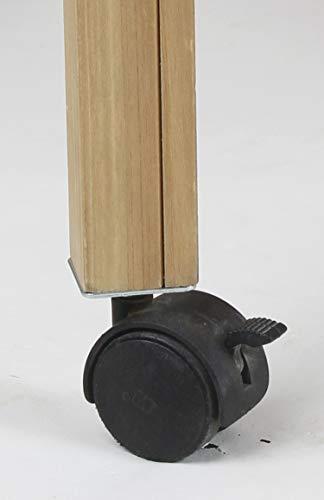 Kerbl 82725 Kleintierkäfig Indoor Deluxe, 115 x 60 x 92.5 cm - 4