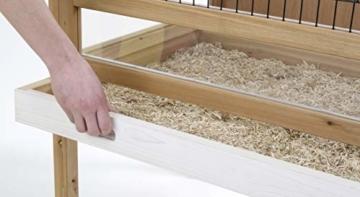 Kerbl 82725 Kleintierkäfig Indoor Deluxe, 115 x 60 x 92.5 cm - 7