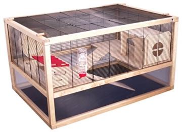 Mäuse- und Hamsterheim SAN MARINO 100 DELUXE - 1