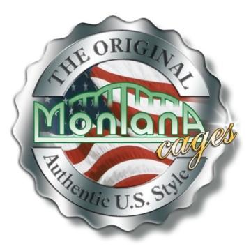 Montana Cages NEUHEIT ! Voliere, Käfig für Nager in Holzoptik ! Chinchilla & Co. - 7