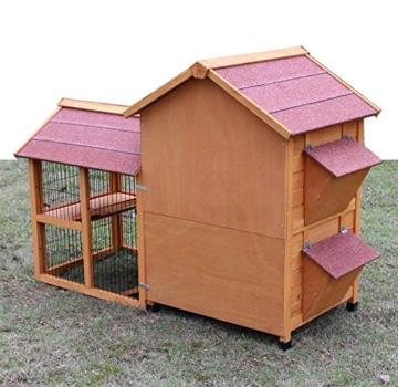 Zoopplier Kaninchenstall Kleintierhaus Hasenstall Kleintierkäfig Nr. 05